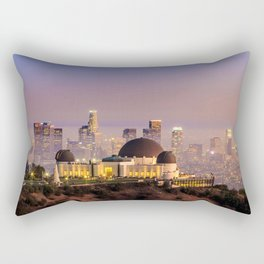 Los Angeles 02 - USA Rectangular Pillow
