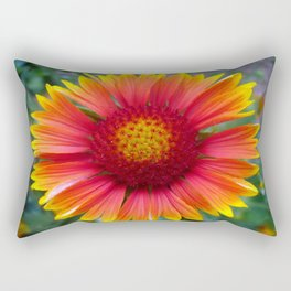 Gaillardia Rectangular Pillow