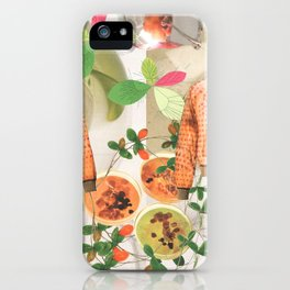 Propagation 2 iPhone Case