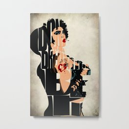 The Rocky Horror Picture Show - Dr. Frank-N-Furter Metal Print