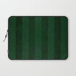 Emerald Stripes Laptop Sleeve