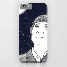 Man and Moon iPhone 6s Slim Case