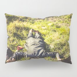 Retirement Plan Pillow Sham