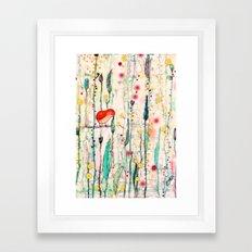 grandir 2 Framed Art Print