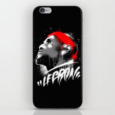 Lebron J iPhone & iPod Skin