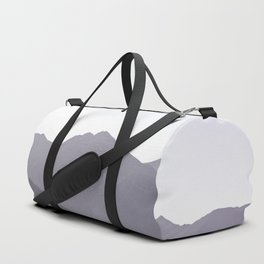 Rocky Mountain Sunset - Colorado Nature Photography Duffle Bag