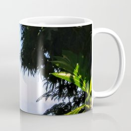 View of Caribbean Sea in Ocho Rios Jamaica Coffee Mug