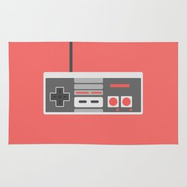 #48 NES Controller Rug