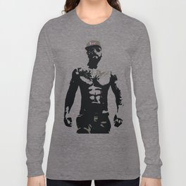 BEAR STUD Long Sleeve T-shirt