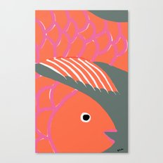 Good Luck Fish Canvas Print