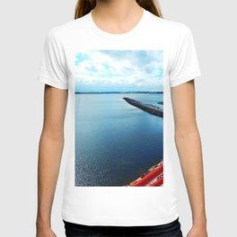 Souris PEI Lighthouse View T-shirt