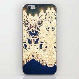 Double Chandelier iPhone Skin