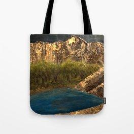 Maybe Somewhere Tote Bag