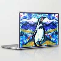 penguin Laptop & iPad Skins featuring Penguin by gretzky