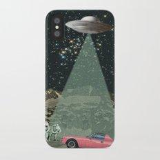 UFO IV iPhone X Slim Case
