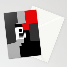 WAR INDUSTRY Stationery Cards