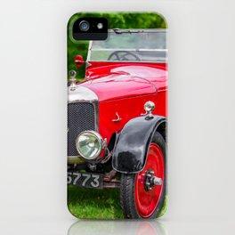 AC Classic Car iPhone Case