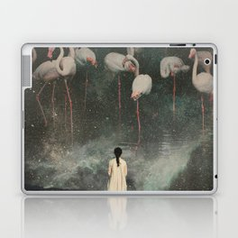 Hanging on to a Dream Laptop & iPad Skin
