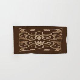 J'aime le chocolat, I love chocolate Hand & Bath Towel