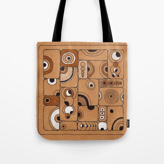 The Tile Tote Bag