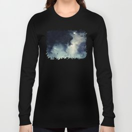 ζ Hydrobius Long Sleeve T-shirt