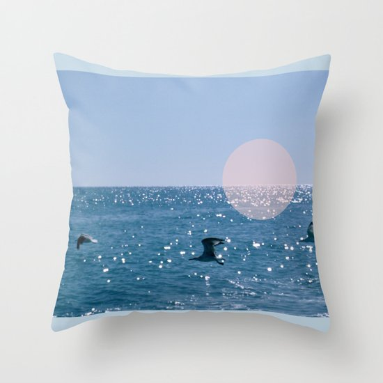 enternitá Throw Pillow