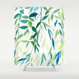 A fresh look Shower Curtain