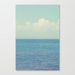 Vitamin Sea Ombre Canvas Print