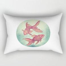 Goldfishes Rectangular Pillow