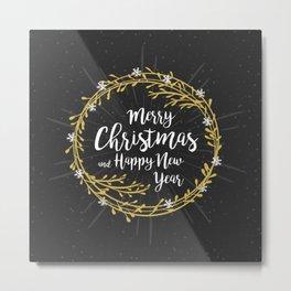 Christmas Day Metal Print