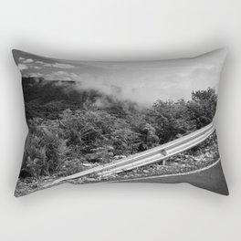 The Smoke Monster Rectangular Pillow