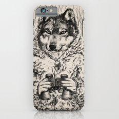 A Wolf in Sheep's Clothing Slim Case iPhone 6s