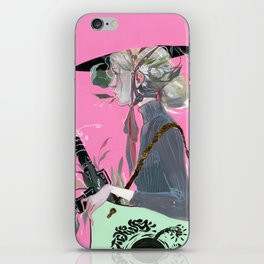 Beau Monde iPhone Skin