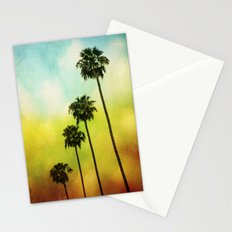 4 Palms Stationery Cards