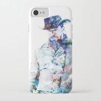 django iPhone & iPod Cases featuring Django by NKlein Design