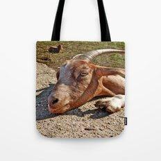Mr. Goat Tote Bag