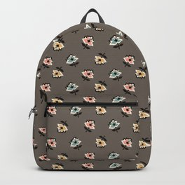 Dance of flowers Backpack