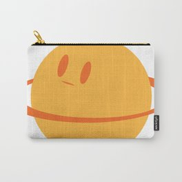 Cute Little Unimpressed Saturn Carry-All Pouch