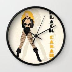Black Canary Wall Clock