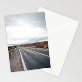Patagonic road Stationery Cards