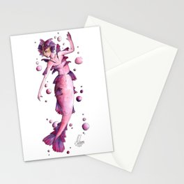 Mermaid 18 Stationery Cards
