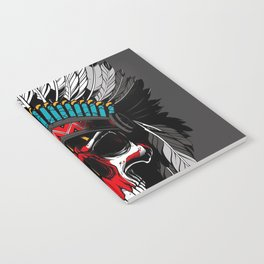 Mohawk #society6 #buyart #buy #decor Notebook