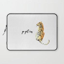 go get em tiger Laptop Sleeve