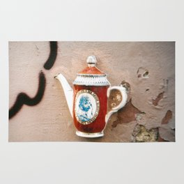 Walled Tea Rug