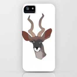 KUDUS TO THAT iPhone Case
