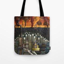 Underworld Tote Bag