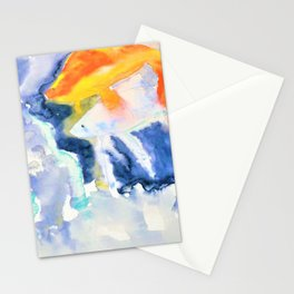 Fish Series, No.5 - Digital Remastered Edition Stationery Cards