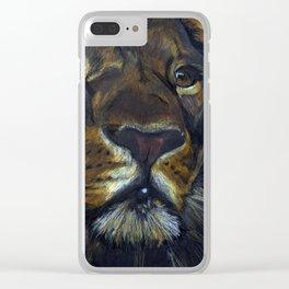 Aslan Clear iPhone Case