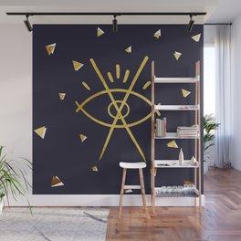 Bill Cipher Wall Mural