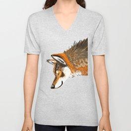 Totem Italian wolf (italicus) Unisex V-Neck